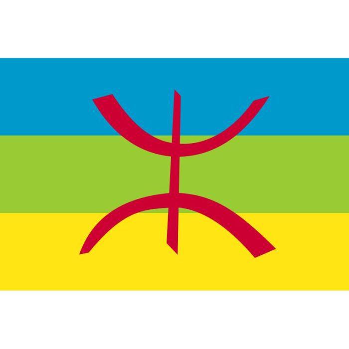Drapeau Kabylie Alg 233 Rie Prix Pas Cher Soldes D 233 T 233