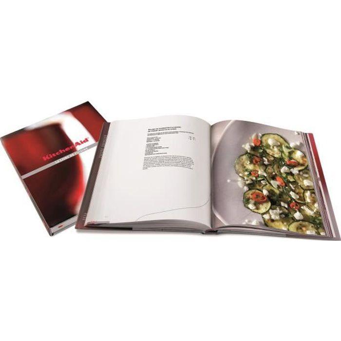 kitchenaid cbshopfr livre de recettes achat vente autres livres cdiscount. Black Bedroom Furniture Sets. Home Design Ideas