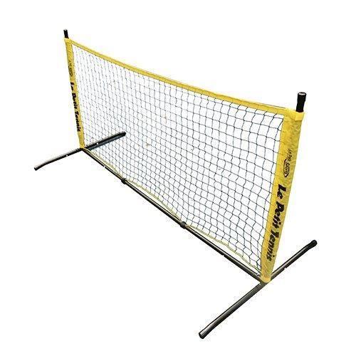 Filet portable de mini tennis de 1 5 m tres le petit for Dimension filet de tennis