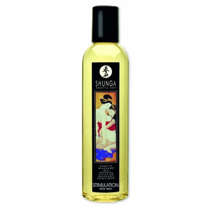 massage huile erotique Sannois