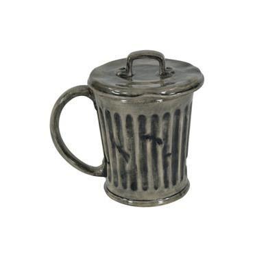 1 rue s samemug poubelle en porcelaine 250 ml achat vente bol mug mazagran cdiscount. Black Bedroom Furniture Sets. Home Design Ideas