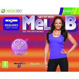 JEUX XBOX 360 GET FIT WITH MEL B / Jeu Xbox 360 Kinect