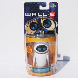"""FIGURINE - PERSONNAGE 1 Pcs   4 """" 10 cm EVE robots jouets wall-e EVE PVC"""