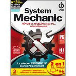 LOGICIEL À TÉLÉCHARGER System Mechanic 11