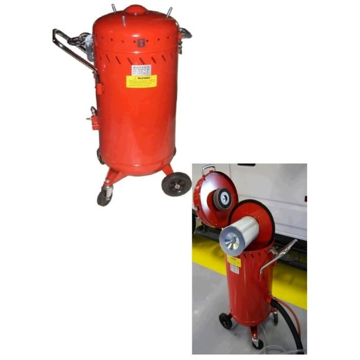 Combine sableuse aspirateur int rieur et d ext rie achat vente sableuse c - Aspirateur d exterieur ...