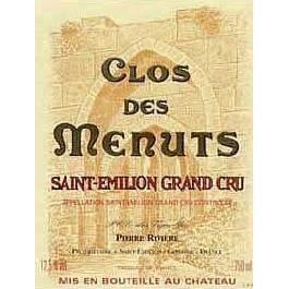 photo Clos Des Menuts Saint-Emilion Grand Cru