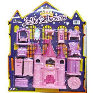 jouet chateau fort princesse 12 acs miroir chai achat vente maison poupee cdiscount. Black Bedroom Furniture Sets. Home Design Ideas