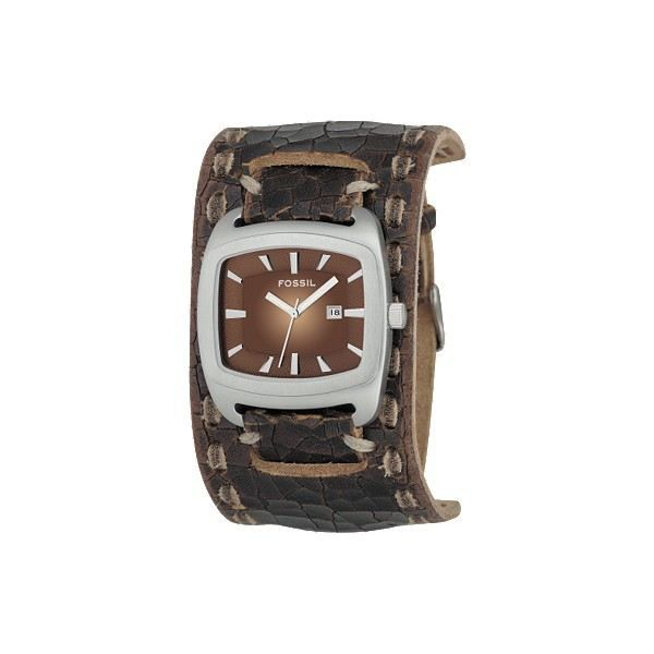 montre homme fossil jr8985 bracelet cuir achat vente montre cdiscount. Black Bedroom Furniture Sets. Home Design Ideas