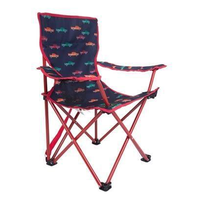 chaise fauteuil enfants fille gar on pliable imprim jardin camping vacances prix pas cher. Black Bedroom Furniture Sets. Home Design Ideas