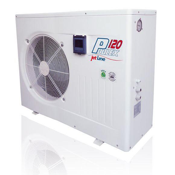 Pompe chaleur poolex jetline 12 kw achat vente for Chauffage piscine 6 kw