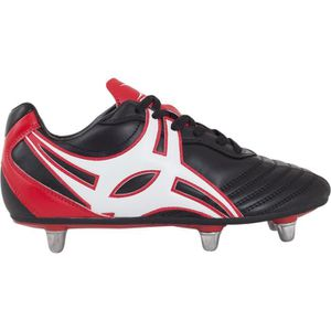 GILBERT Chaussures Rugby Sidestep XV Junior RGB
