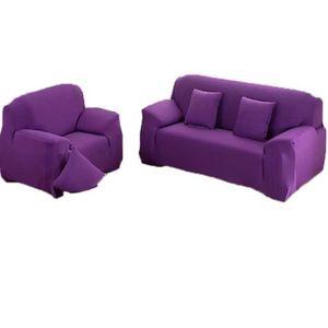 housse de canape extensible achat vente housse de. Black Bedroom Furniture Sets. Home Design Ideas