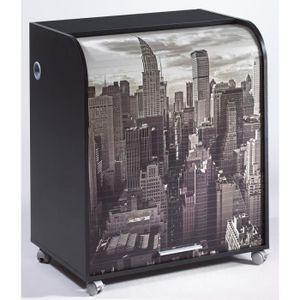 meuble bureau ferme achat vente meuble bureau ferme pas cher cdiscount. Black Bedroom Furniture Sets. Home Design Ideas