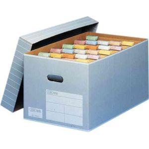 5 x bo te d 39 archives et de transport tric pour a4 achat vente bo te archive 5 x bo te d. Black Bedroom Furniture Sets. Home Design Ideas