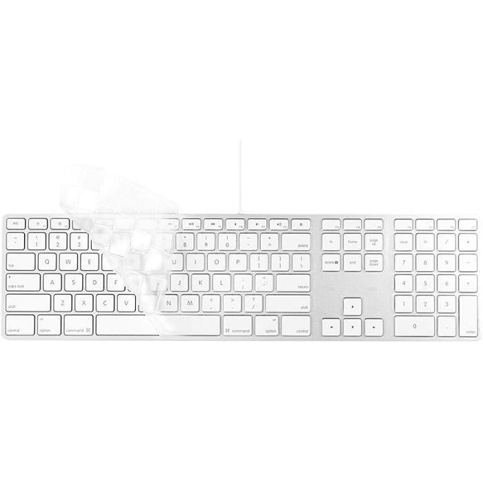 ezquest protection transparente clavier apple prix pas cher cdiscount. Black Bedroom Furniture Sets. Home Design Ideas