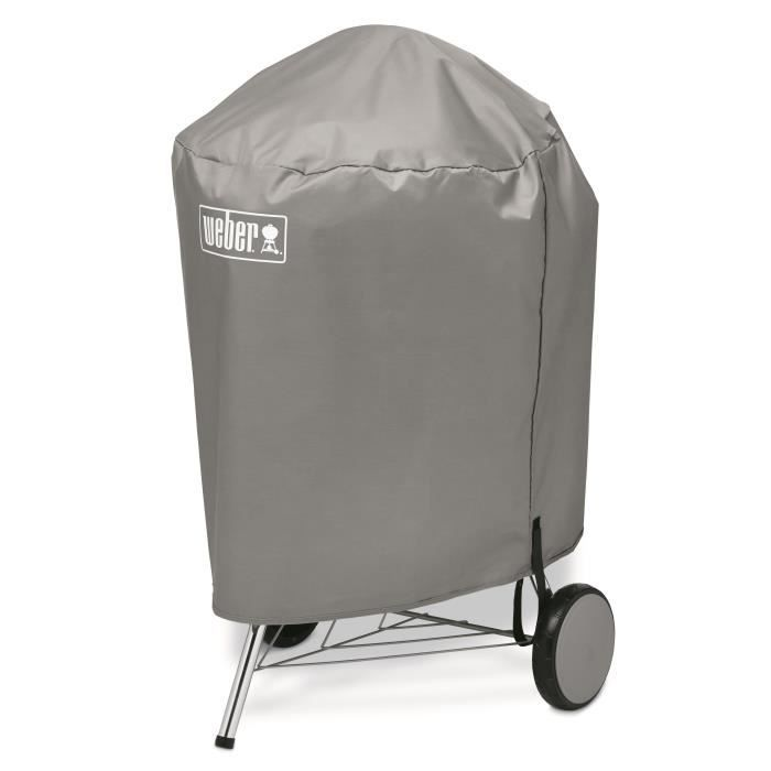 Weber housse standard pour barbecue charbon 57 cm - Housse barbecue weber ...