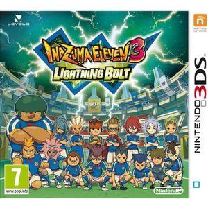 JEU 3DS Inazuma Eleven 3 : Foudre Céleste Jeu 3DS