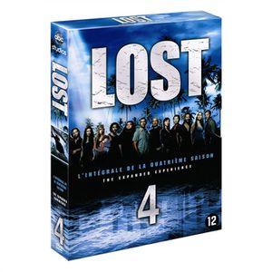 DVD SÉRIE LOST LES DISPARUS Saison 4, L'intégrale 6 DVD