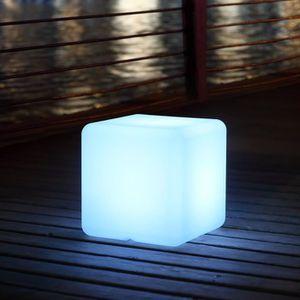 POLAROID Cube LED télécommandable 30x30cm