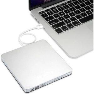 lecteur graveur externe compatible mac prix pas cher soldes cdiscount. Black Bedroom Furniture Sets. Home Design Ideas