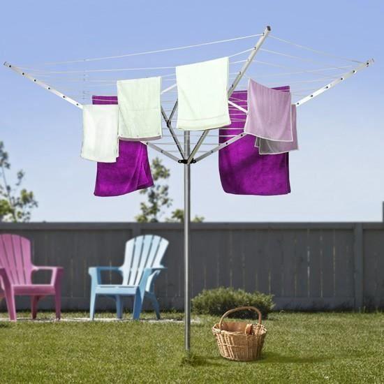 s choir parapluie tendoir s che linge achat vente. Black Bedroom Furniture Sets. Home Design Ideas