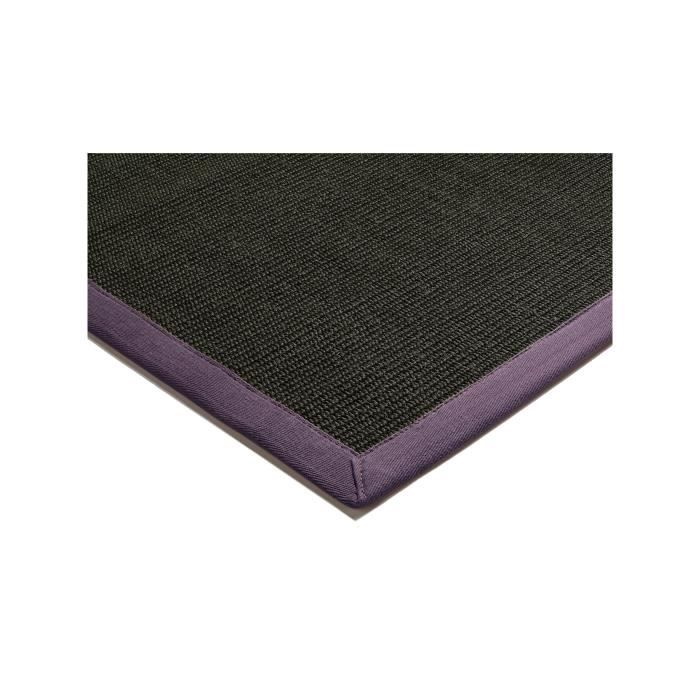 benuta tapis sisal mauve 300x400 cm achat vente tapis cadeaux de no l cdiscount. Black Bedroom Furniture Sets. Home Design Ideas