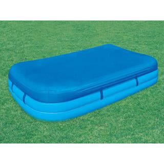 B che 4 saisons bestway piscine gonflable 280 x achat for Bache piscine bestway
