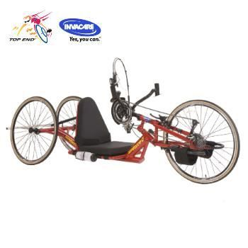 invacare top end force 2 tricycle adulte propulsion. Black Bedroom Furniture Sets. Home Design Ideas