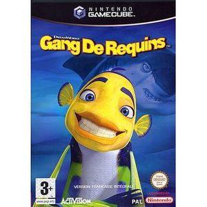 JEU GAME CUBE GANG DE REQUINS