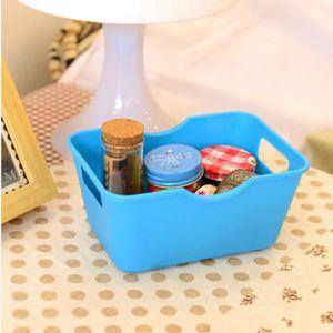 Bo te de rangement tiroir bleu achat vente bo te de rangement tiroir bleu pas cher - Boite pour dejeuner au bureau ...