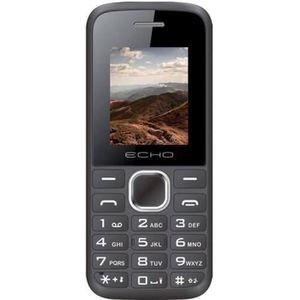 Téléphone portable Echo Mobile First Noir