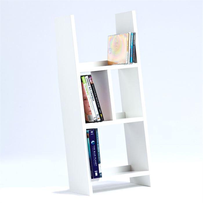 Pisa etag re haut 70 cm blanc achat vente meuble tag re pisa etag re 70 cm blanc cdiscount - Etagere 70 cm ...