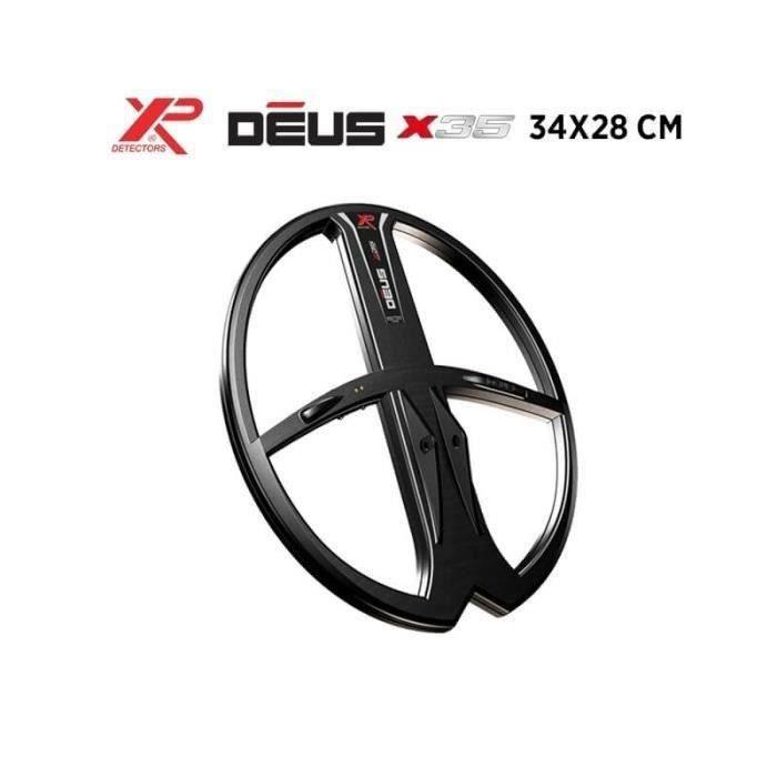 d tecteur de m taux disque xp deus 34x28 cm double d achat vente pda outil de mesure cdiscount. Black Bedroom Furniture Sets. Home Design Ideas