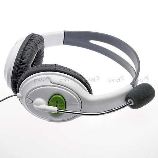 casque micro pour console de jeux xbox 360 mane achat vente casque couteur audio casque. Black Bedroom Furniture Sets. Home Design Ideas