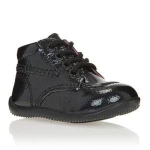 BOTTILLON KICKERS Bottillons Billista Cuir Chaussures Bébé G