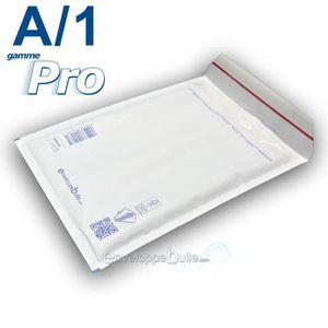 POCHETTE POSTALE  100 Enveloppes à bulles PRO A/1 format 90x165 mm