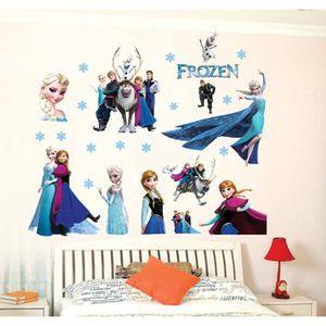 stickers muraux fille achat vente stickers muraux fille pas cher cdiscount. Black Bedroom Furniture Sets. Home Design Ideas