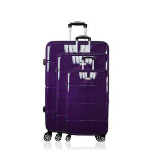 SET DE VALISES Travel EZ - Set de 3 valises PC Chattawak - CHAMPS