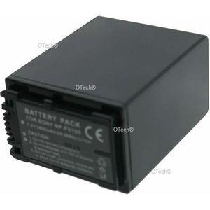 BATTERIE - CHARGEUR Batterie pour SONY HDRPJ650V