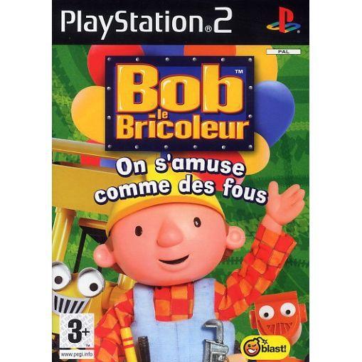 Bob le bricoleur on s 39 amuse comme des fous jeu achat - Bobe le bricoleur ...