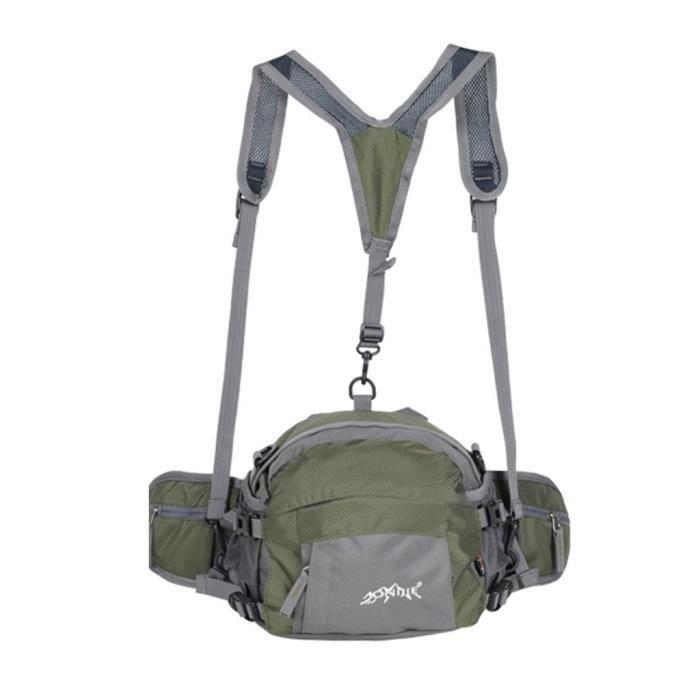 bagages sacs maroquinerie sac de sport banane camping unisexe pour le vo f  auc