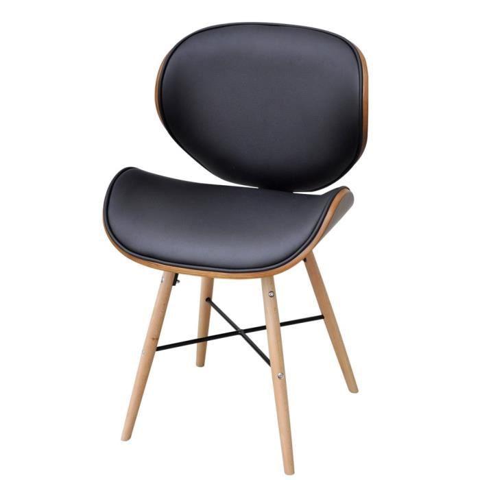 Chaises de cuisine et de salle a manger 6 chaises sans for Chaises salle a manger et cuisine