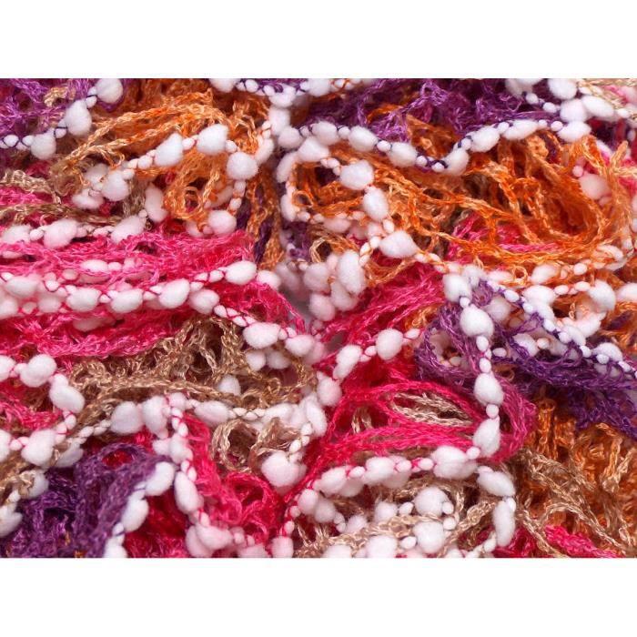 comment tricoter la laine salsa