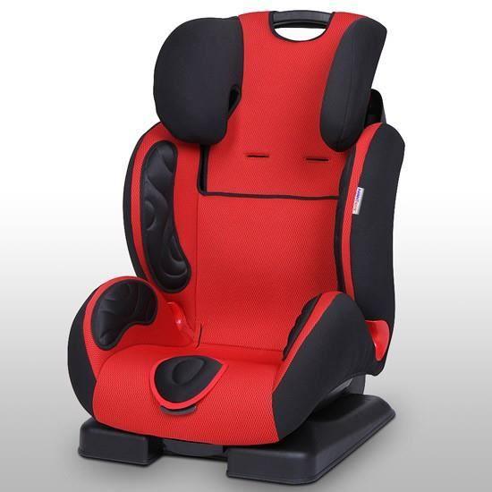 Si ge d 39 auto rouge et noir pour enfant achat vente for Siege auto pour enfant