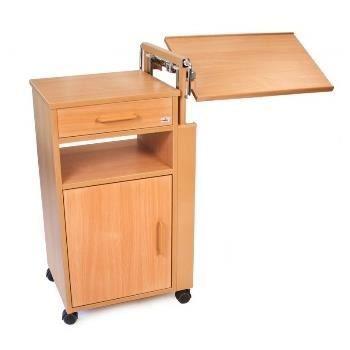 table de nuit sur roues avec tablettee achat vente chevet table de nuit sur roues ave. Black Bedroom Furniture Sets. Home Design Ideas