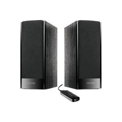 microlab b 56 haut parleurs pour pc 3 wat prix pas cher cdiscount. Black Bedroom Furniture Sets. Home Design Ideas