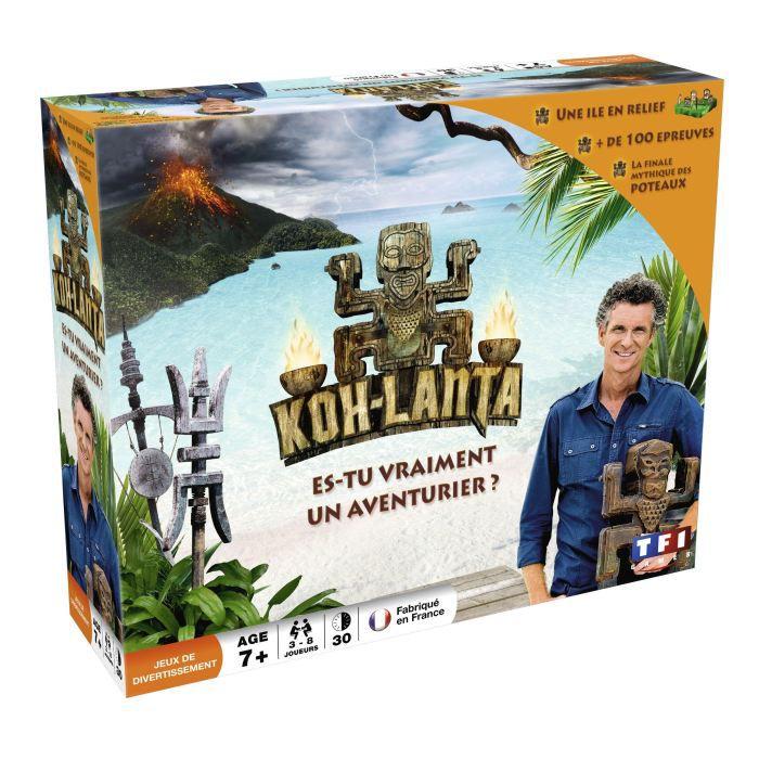 exemple de jeux koh-lanta