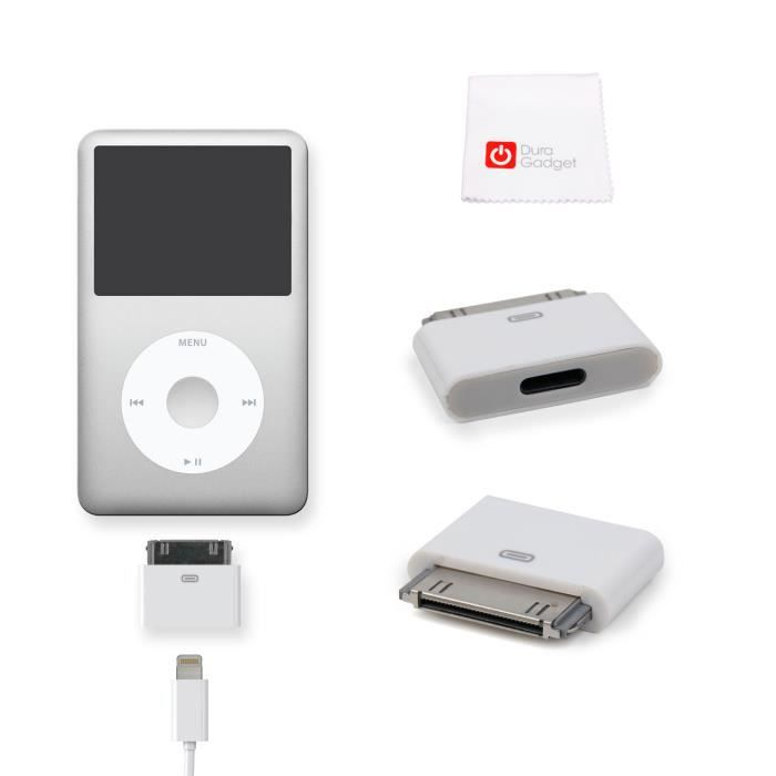 Adaptateur Prise 30 Broches Vers Lightning 8 Broches