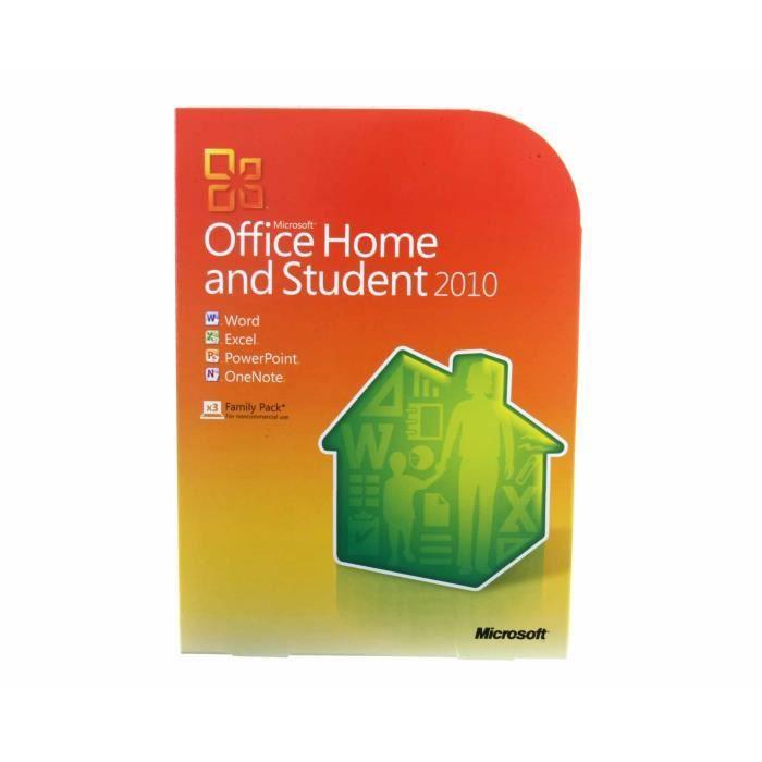 Microsoft office famille et etudiant 2017 gratuit prinopin - Office 2010 petite entreprise download ...