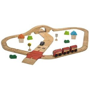 Plan Toys Road And Rail 69